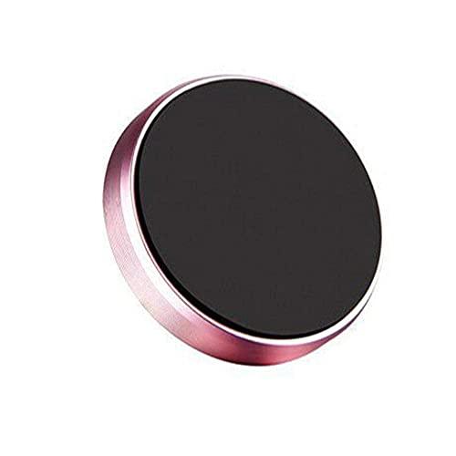 Nuevo universal en el tablero magnético del coche teléfono celular GPS soporte del soporte para teléfono móvil para teléfono inteligente práctico sosteniendo -China_Pink