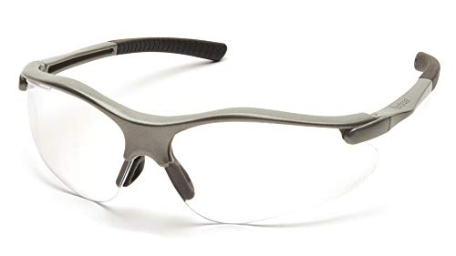 Pyramex Fortress Safety Eyewear, Clear Lens