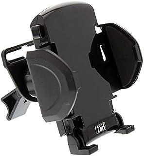 T'nB Tnb - Support mâchoire pour Grille d'aération Incar Stable Noir