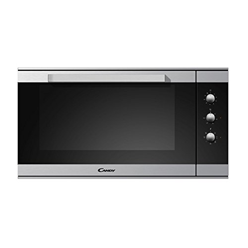 Candy FNP319/1X inbouwoven oven oven 89L roestvrij staal 90 cm breed