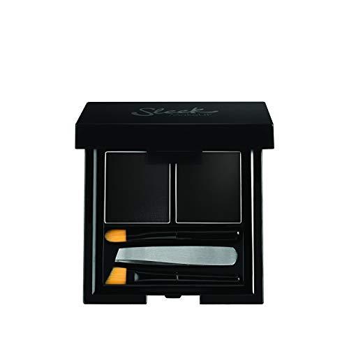 Sleek Make Up Brow Kit Black 3.8g