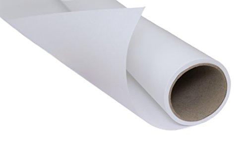 Tüftel-Lise Reißfestes Schnittmusterpapier (91,4cmx50m) Schnittmuster abpausen leicht gemacht! Vielseitig verwendbares Transparentpapier zum Nähen, Skizzieren, Basteln und Verpacken