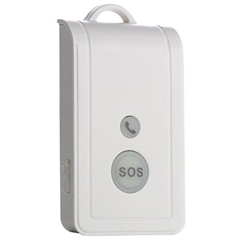 UHPPOTE 2G GSM SIM Tarjeta Anciano ViejosMóvil Teléfono SOS Emergencia Llamada Alarma Sistema Pánico Botón