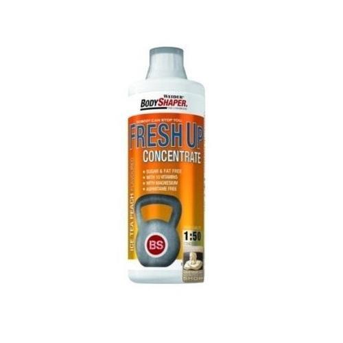 Weider BodyShaper Fresh Up Concentrate 2 x 1 Liter 2er Pack Pfirsich-Maracuja