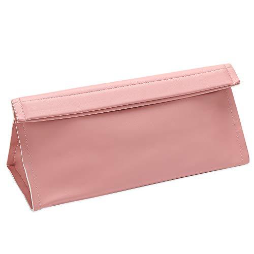 KEESIN Funda impermeable para secador de pelo de piel sintética portátil bolsa de almacenamiento para Dyson Supersonic secador de pelo