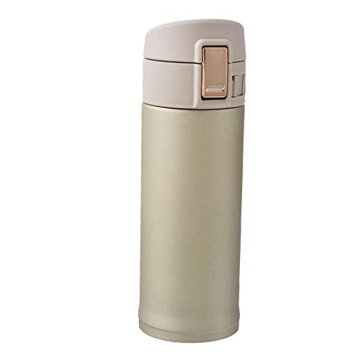 KISALGS Stainless Steel Kettle Coffee Cup Travel Portable Thermos