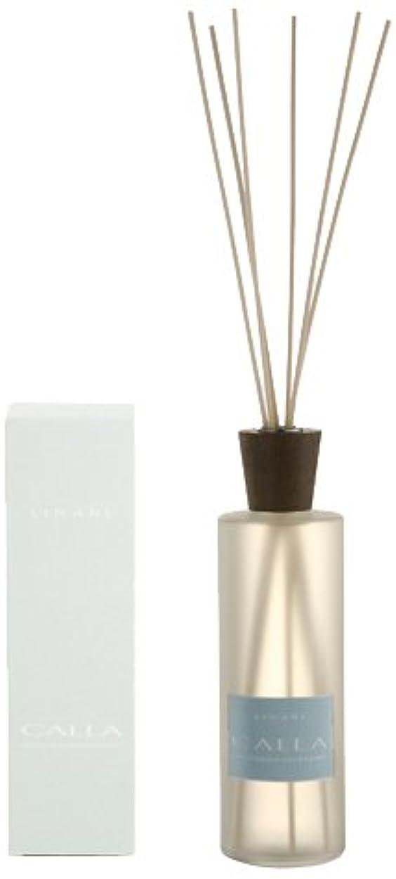 学習者洗剤グラディスLINARI リナーリ ルームディフューザー 500ml CALLA カラー ナチュラルスティック natural stick room diffuser