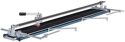 Kaufmann Fliesenschneider TopLine PRO 1830 mit einer Gesamtschnittlänge von 1830mm Robust Ausführung mit Stahl-Grundplatte 10.845.17