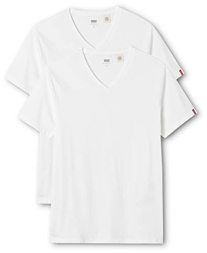 JACK /& JONES Jjeplain Tee SS V-Neck Noos T-Shirt Uomo