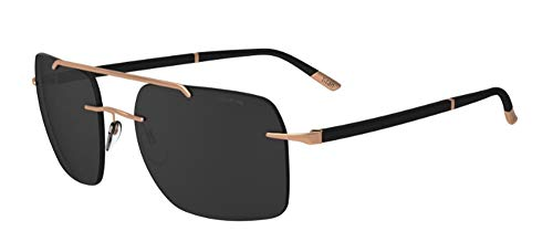 Gafas de Sol Silhouette SUN C-2 8708 Bronze/Grey talla única unisex
