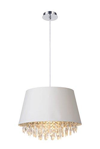 Lucide DOLTI - Suspension - Ø 45 cm - Blanc