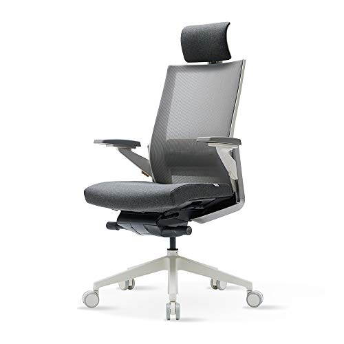 SIDIZ T80 Home & Office Multifunction Ergonomic Swivel Task Chair, Executive Chair, Gaming Chair (Iron Man)