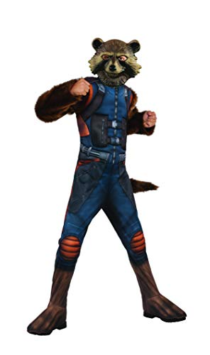 Rubie's- Avengers Disfraz, Multicolor, Small, Age 3-4, Height 117 cm (700689_S)