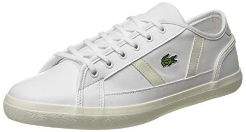 Lacoste Damen Sideline 0721 1 CFA Sneaker, Wht/Off Wht, 39 EU