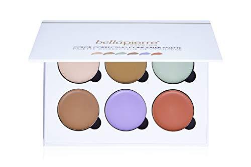 BellaPierre Color Correcting Concealer Palette by Bella Pierre