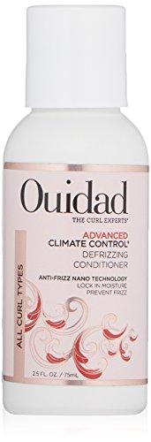 OUIDAD Advanced Climate Control Defrizzing Conditioner, 2.5 Fl oz