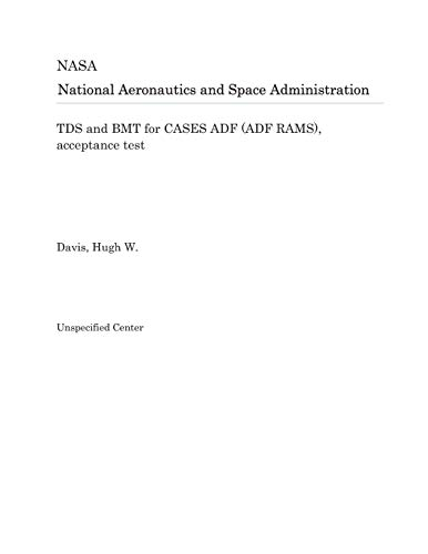 Tds and Bmt for Cases Adf (Adf Rams), Acceptance Test
