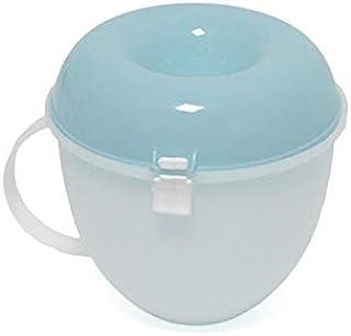 Microwave Popcorn Maker - Baby Blue
