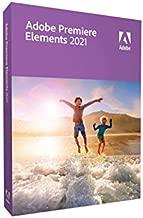 Adobe Premiere Elements 2021 [PC/Mac Disc]