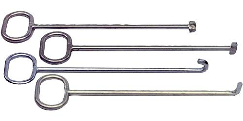 Format 4014788504120–Kanaldeckelheber 800mm l-haken