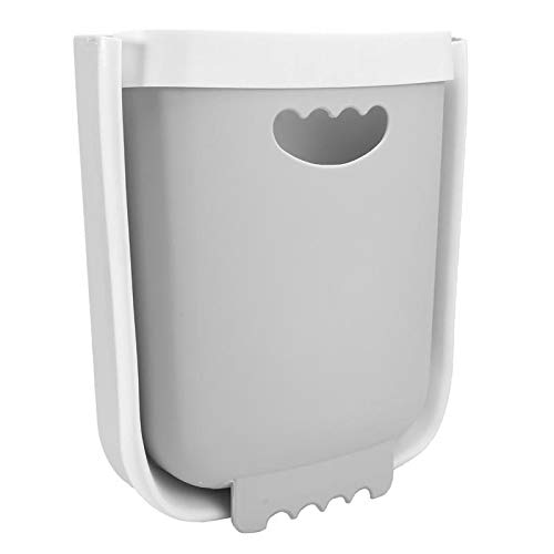 XINLANYU Folding Trash can Wall-Mounted Trash can Trash can Waste Paper