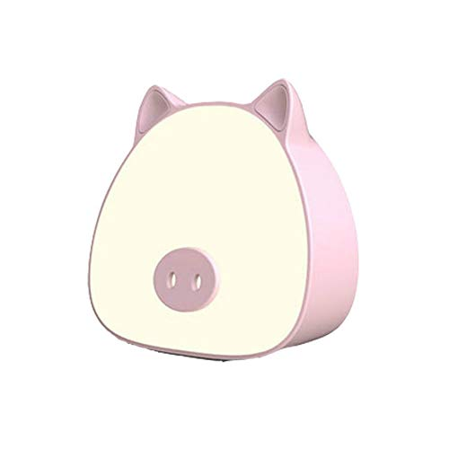 N / A N/ASmall Night lamp Children Girls Student Bedroom Dormitory Table lamp Touch Rechargeable LED Bedside lamp