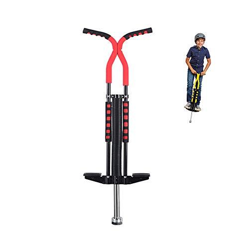 Yarmy - Palo saltador para niños de 6 a 12 años, peso de 20 a 60 kg, palo de salto para niños y niñas (adultos legues), Jumper Stick Juguetes de exterior, barra de salto de alta calidad de jardín