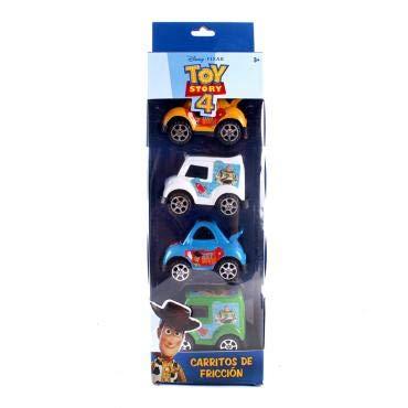 Carro FRICCION Toy Story 4