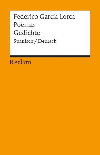 Poemas /Gedichte: Spanisch / Deutsch (Reclams Universal-Bibliothek)