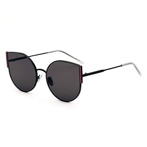 MAOX Polarisierte Sport-Sonnenbrille for Frauen Radfahren Laufen Fahren Fischen Rennen Klettern Trekking Outdoor Erholung Golf Baseball Brille UV-Schutz (Color : Red line Gray Lens)