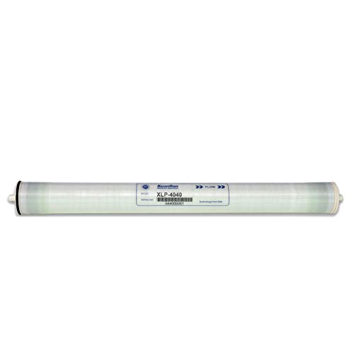 Max Water Commercial Extreme Low Pressure RO Membrane Element-XLP-4040 :2400GPD size 4