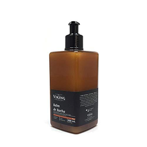 Balm de Barba - Terra -Linha Profissional - 500 ml - Viking