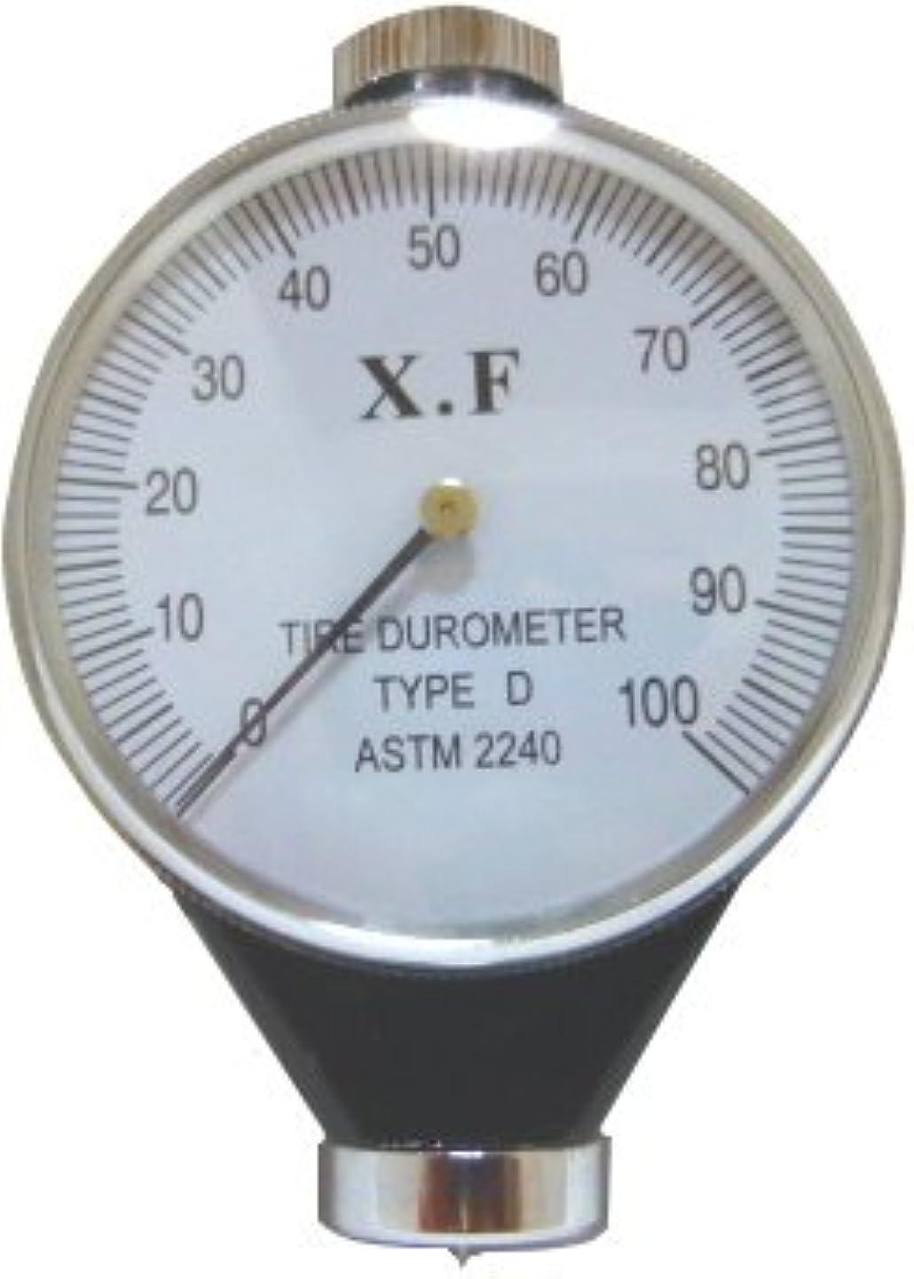 修理工反発するぞっとするようなPPLS アナログ硬度計 D型 X.F