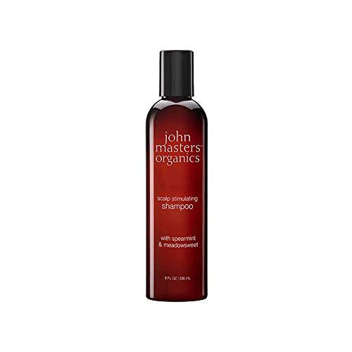 JOHN MASTERS ORGANICS Shampoing Stimulant pour Cuir Chevelu 473 ml