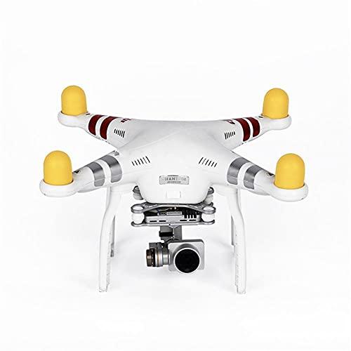 GEBAN 4 Uds Tapa De La Cubierta del Motor Protector De Silicona Suave para D&JI para Phantom 3 4 Drone 3A 3P SE Advanced For For For Pro Engine Protector De Transporte A Prueba De Polvo Piezas UAV