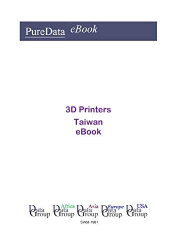 3D Printers in Taiwan: Market Sales