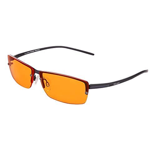 PRiSMA P1 PRO99 Blaulichtfilter-Brille - Bildschirmzeit ohne Kopfschmerzen - bluelightprotect - P1-709