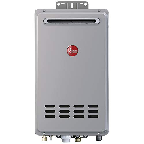 RTG-84XLN-1 Tankless Water Heater, Grey by Rheem