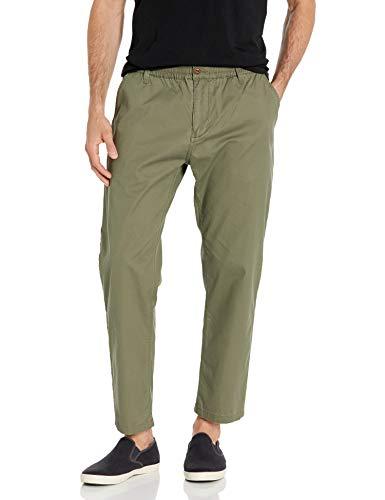 Quiksilver Men's Fatigue Pant, Kalamata, L