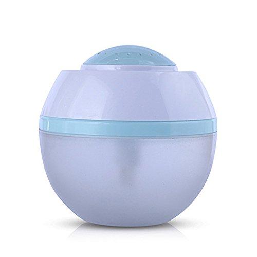 ZODOF Humidificador Ultrasónico Aromaterapia,Difusor de Aroma Aceites Esenciales con Vapor Frío, Ambientador,Humidificador Bebes, Hogar, Oficina,Bebé etc