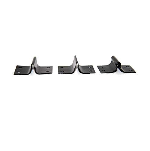 Lot de 3 V type de lame de Greffe outils de jardin Accessoires pour bonsaï outils Ciseaux à greffer Secatures Sécateur Cutter