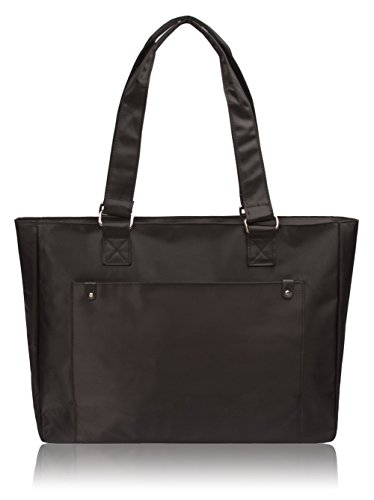 Overbrooke Nylon Laptop Tote Bag - Womens Shoulder Bag for Laptops up to 15.6 Inches
