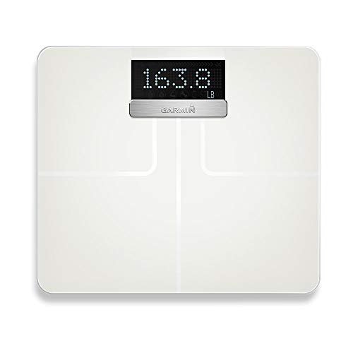 Garmin – Index Smart Scale, couleur White