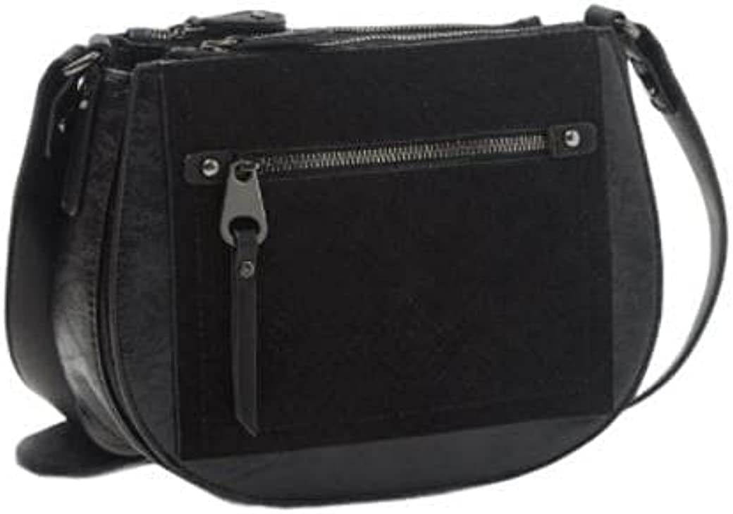 Shuuk Stylish Look Cross-Body Traveling Hand Bag - Classic Textured Design Bag
