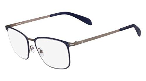 CK CK5426 412 -52 -18 -140 cK Brillengestelle CK5426 412 -52 -18 -140 Rechteckig Brillengestelle 52, Blau