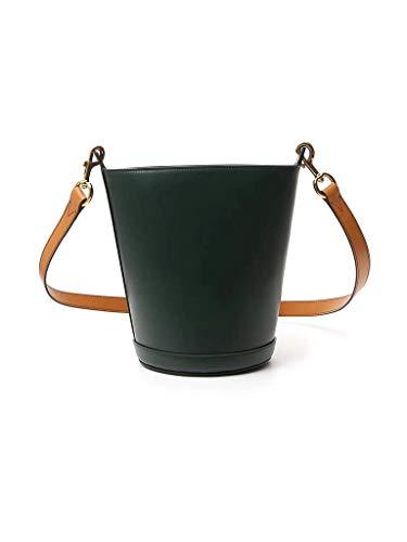 LUST FOR Leather Fashion - Borsa a secchiello da donna