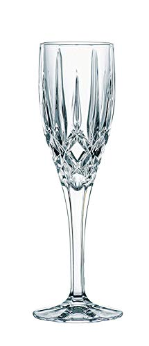 Spiegelau & Nachtmann, 2-teiliges Sektkelch-Set, Kristallglas, 160 ml, Noblesse, 100592