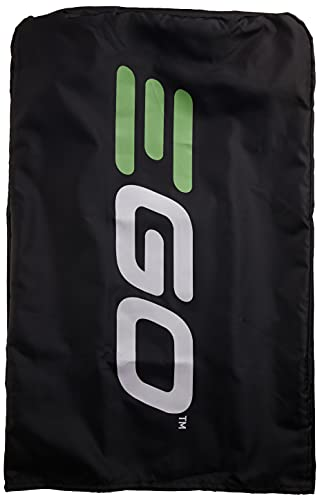 EGO Power+ CM001 Cover for Walk-Behind Mower Durable Fabric to Protect Against Dust, Dirt and Debris , Black