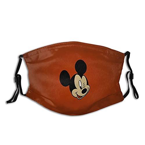 Mascarilla facial para mujeres y hombres, Mickey y Minnie Mouse (11)...