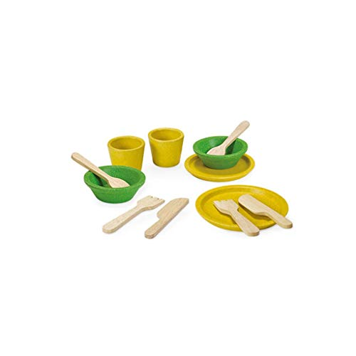 Purchase Lxrzls Wooden Play Food Set -Pretend Play Kitchen -Wooden Playing Playset